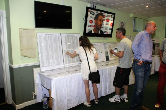 Displays from Greens on Screen were popular